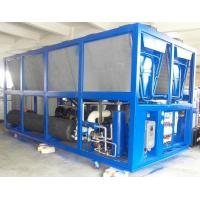 Quality Semi-Hemetic Air Cooled Screw Chiller ,145kw Cooling Capacity wholesale