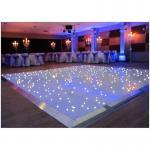 Quality 60x120cm per piece portable led dance floors for sale led dance floor rechargeable wholesale