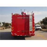 Quality Huge Capacity Commercial Fire Trucks With Direct Injection Diesel Engine wholesale
