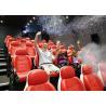 Buy cheap Digital 5D Movie TheaterSimulator Indoor Games / Amusement Park 5D cinema from wholesalers