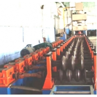 Quality Gcr15 Customized 310mm Guardrail Roll Forming Machine wholesale