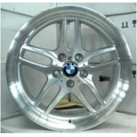 China High quality car wheel hub alloy wheel 18 inch 120(mm)PCD,fine silver machined face on sale