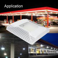 Quality 100 W Energy Saving LED Canopy Light For Gas Stations And Aisles With UL wholesale