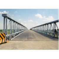 Buy cheap Compact Modular Steel Bridge Galvanized With Prefabricated Steel from wholesalers