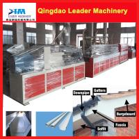 Cheap Soon Delivery Time PVC Gutter extrusion machine for sale