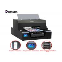 Quality 220V Fast Smart Pvc Business Card Printing Machine UV Light Heat System wholesale