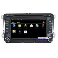 China Android 4.0 Stereo for VOLKSWAGEN Tiguan Polo Golf SEAT Altea SKODA Octavia DVD Car Stereo DVD Player on sale