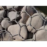 Quality Hexagonal Wire Mesh Gabion Wire Mesh , 0.5mm Thickness Of Pvc Coating wholesale