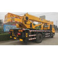 China Construction Mobile Truck Crane 10100*2450*3390mm Excellent Performance on sale