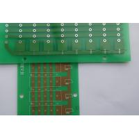 Quality Customized Green Copper Circuit Board Single Sided PCB Board Making wholesale