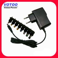 Quality 3 Pin 1500mA 100V CCTV DC 12V Power Adapter With Short Circuit Protection wholesale