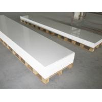 China 100% Acrylic Solid Surface Sheet For reception counter, pole, windowsill, brand, worktop on sale