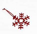 Quality Hanging Ornaments Felt Craft Christmas Decorations Non Woven Fabric Pendants DIY wholesale