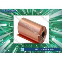 Quality Double Shiny  RA Copper Foil For FPC ,Roll Size  Maximum Width 650 wholesale