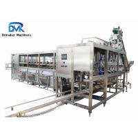 China Stainless Steel Gallon Filling Machine 5 Gallon Water Bottling Machine 450 Bottles Per Hour on sale
