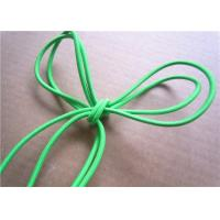 Quality Garment Green Cotton Braiding Cord Colored Waxed Hard Laid Cotton Cord wholesale