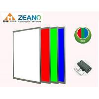 Buy cheap Dimmable 6030 16w 24V DC LED Panel Light RGB Grow Lighting Color Changing from wholesalers