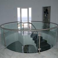 China China high quality 10mm deck tempered glass railings suppliers on sale