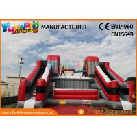 Quality Customize Color Inflatable Interactive Games Jousting Arena Inflatable Battle Zone wholesale