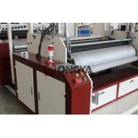Quality High Speed Cling / Stretch Film Extruder Machine With Entire Frequency Conversion Control wholesale