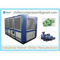 Buy cheap 78kw - 470kw Air Cooled Screw Water Cooling Chiller for Anodizing and Elctroplating Plant from wholesalers