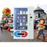 China Environment Friendly Wine Drink Mini Mart Vending Machine With Coolant Function on sale