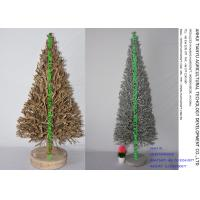 China Artificial Christmas trees made by tea twigs on sale