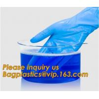 Quality Medical Disposable Nitrile Coated Hand Gloves,Industrial Garden Working Resistant Disposable Nitrile Black Gloves BAGEAS wholesale