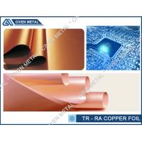 Quality Double Shiny Rolling Copper Foil For FPC , Roll Size , Maximum Width 650 wholesale