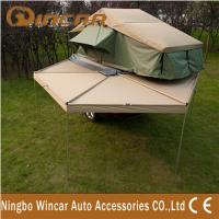 Quality Retractable Tent and Awning , Polygon car roof  top tent of 8 square meter wholesale