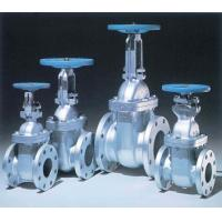 Quality 1600 Kpa Flanged Gate Valve , Rising Stem Gate Valve DIN F4 / F5 / BS5163A wholesale