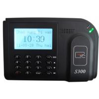 Quality 125khz rfid reader rs232 rfid time attendance terminal S300 wholesale