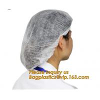 China Non Woven Clean Room Products medical Disposable Surgical Bouffant Cap 21 24,Dustproof For Restaurant Medical Surgical on sale