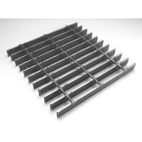 Quality Ditch Cover Stainless Steel Grating 304 Plain Bar Custom Cross Bar Spacing wholesale