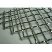 Quality Stainless Steel Crimped Wire Mesh Pre-crimping before Weaving wholesale