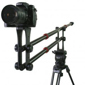 Quality Portable DSLR Video Camera DV 4FT Mini CNC Jib Arm Crane Jib Arm Stabilizer Extension wholesale