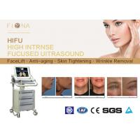 Quality HIFU Beauty Equipment  Body and Face treatment Anti-age Wrinkle Removal  Facelift wholesale