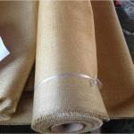 Quality Packing Materials Vermiculite Coated Fiberglass Cloth , 2025 High Temperature Fabric wholesale