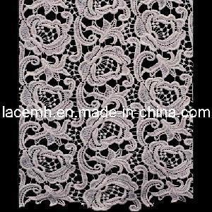 China 100% Cotton Lace Fabric S002225b on sale