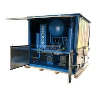 Quality Dust Proof Type Vacuum Processing Dielectric Oil Purifier Dewater and Degas from Oil wholesale
