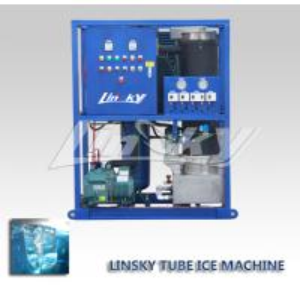 Quality Popular among Hotels, Bars 1T Capacity Tube Ice Machine wholesale