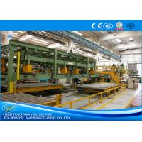 Quality Steel Coil Leveling Cut To Length Line High Performance With Hydraulic System wholesale