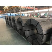 Quality ASTM A416 Prestressed Steel Wire For Concrete , Galvanized 7 Wire Pc Strand wholesale