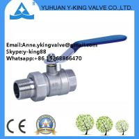 China Ball Valve with Union (YD-1015) on sale