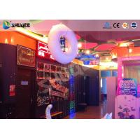 Quality Popular 5D movie theater more special effects more excited , equipment 5D motion chair wholesale