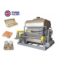 Quality Pulping And Forming Paper 5x8 Egg Tray Equipment wholesale