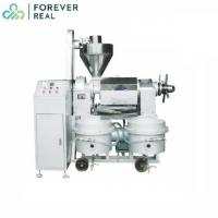 China Sunflower Seed Cooking Oil Making Machine , Olive Oil Cold Press Machine Electric on sale