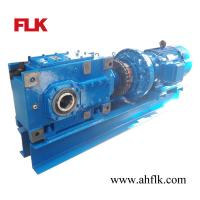 China Right-angle gear reducer / for belt conveyors / multi-stage on sale