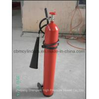 China Compressed CO2 Gas Cylinder for Fire Fighting System on sale