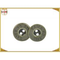 Quality Brass Plating Magnetic Bag Snap Fasteners , Hidden Magnetic Purse Closures wholesale